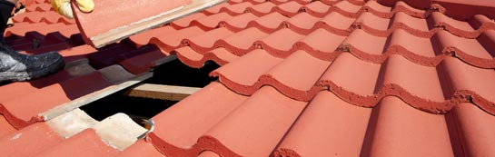 compare City Of Edinburgh roof repair quotes